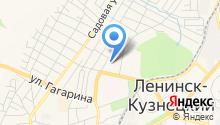 Онлайн на карте