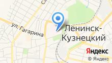 Городская инфекционная больница на карте