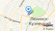 БАРТЕК СБ на карте