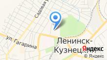 Кафе На Зорина на карте