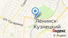 У Стадиона на карте