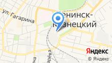 Автомойка на проспекте Кирова на карте