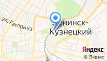 Государственная жилищная инспекция по Кемеровской области на карте