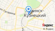 Территориальный отдел Управления Роспотребнадзора по Кемеровской области в г. Ленинск-Кузнецком на карте