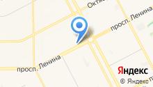 Pixel на карте