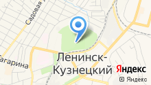 Санаторная школа-интернат №5 им. А.А. Сидоренко на карте