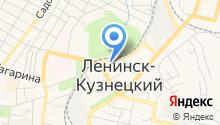МЭССО на карте