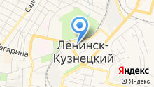Программа на карте