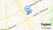 Пивоварня Лобанова на карте