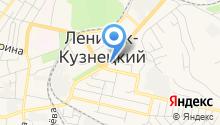 Адвокатский кабинет Конева Н.Н. на карте