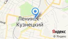 Единый Центр Защиты на карте