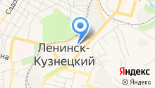 Кемеровский объединенный учебно-методический центр по ГО и ЧС на карте