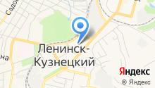 Град-ЛК на карте