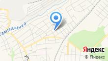 Продовольственный магазин в Аральском переулке на карте