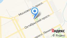 Sante на карте