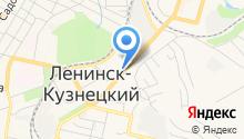 Промсвязьбанк, ПАО на карте