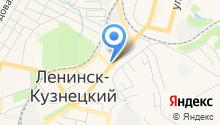 Барк на карте