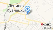 Автокорея на карте