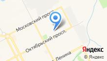 Шалготарьян на карте
