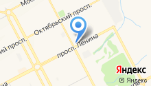 MeLana на карте
