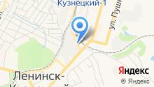 Транс Сервис ВД на карте