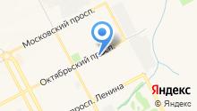 100 ДРУЗЕЙ на карте