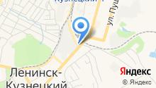 Центр социального обслуживания на карте