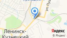 Центр социального обслуживания, МБУ на карте