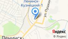 Компания ЛАД-ДВА на карте