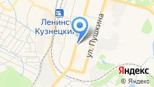 Ломбард АРКОС+ на карте