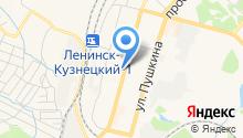 Лингво на карте