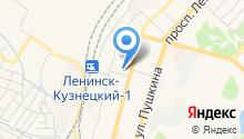 Городское БТИ на карте