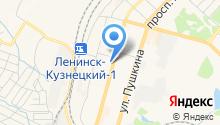 Сварка Сибири на карте
