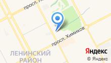 Автомойка на Ленинградском проспекте на карте