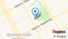 FSB на карте