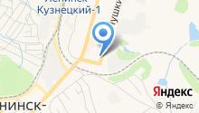 Бастион-ЛК на карте