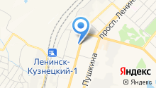 Адвокатский кабинет Панфиловой В.П. на карте