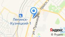 Дворец культуры им. Ярославского на карте