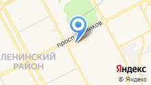 Echo на карте