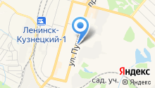 АвтоСнаб на карте