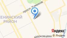 Кузбасс Груз на карте