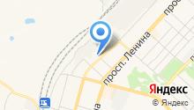 СУЭК-Кузбасс на карте
