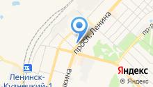 Детская поликлиника №2 на карте