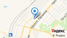Отдел надзорной деятельности и профилактической работы г. Ленинск-Кузнецкого на карте