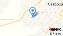 Продовольственный магазин на ул. Мира на карте