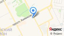 Дорожная помощь на карте