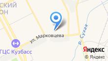 Profкосметика на карте