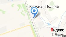Кузбассэнерго РЭС на карте