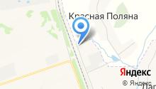 Кузбассэнерго РЭС, ПАО на карте