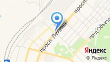 Квартира+ на карте